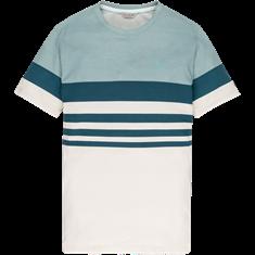 Cast Iron t-shirts ctss201255 in het Blauw