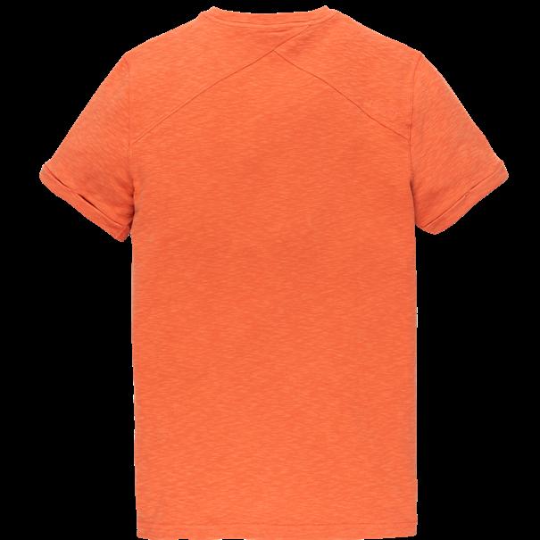 Cast Iron t-shirts CTSS205254 in het Roze