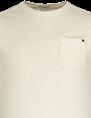 Cast Iron t-shirts CTSS211551 in het Beige