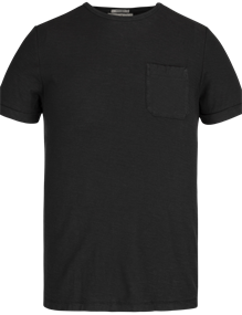 Cast Iron t-shirts CTSS211551 in het Zwart