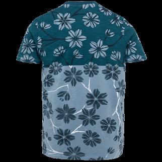 Cast Iron t-shirts CTSS212558 in het Blauw
