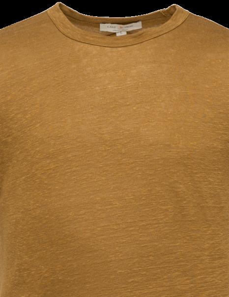 Cast Iron t-shirts CTSS213551 in het Goud