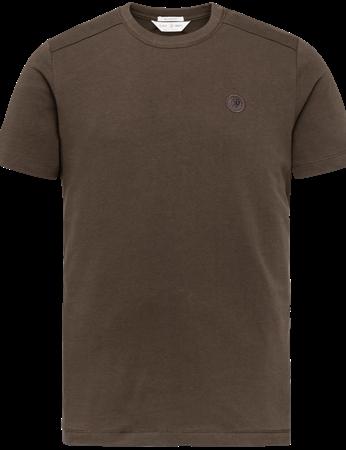 Cast Iron t-shirts CTSS215550 in het Bruin