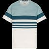 Cast Iron t-shirts Slim Fit ctss201255 in het Blauw