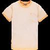 Cast Iron t-shirts Slim Fit ctss203268 in het Oranje