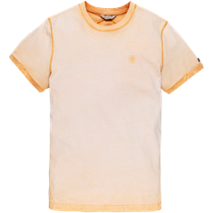 Cast Iron t-shirts Slim Fit ctss203268 in het Oranje