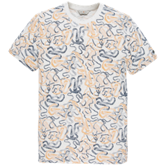 Cast Iron t-shirts Slim Fit ctss203272 in het Wit