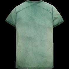 Cast Iron t-shirts Slim Fit ctss204280 in het Groen