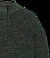 Cast Iron trui CKW206327 in het Groen