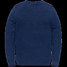 Cast Iron truien ckw202310 in het Licht Blauw