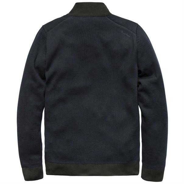 Cast Iron vest ckc186446 in het Donker Blauw