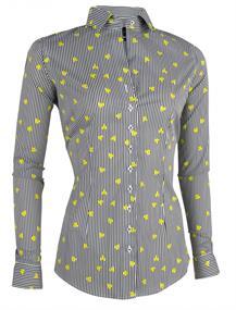 Cavallaro blouse 5001008 in het Donker Blauw