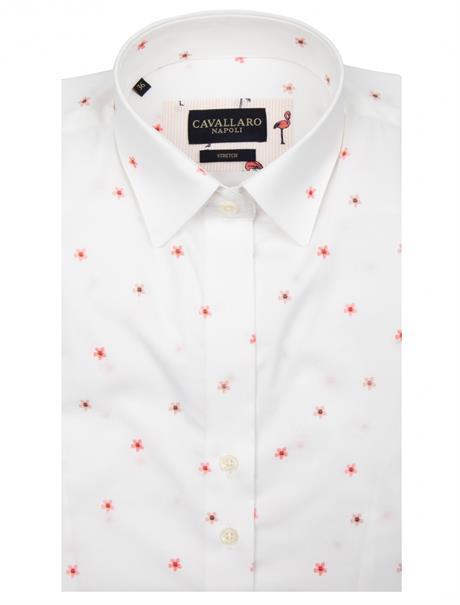 Cavallaro blouse 5001028 in het Wit