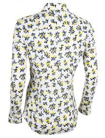 Cavallaro blouse 5001042 in het Wit