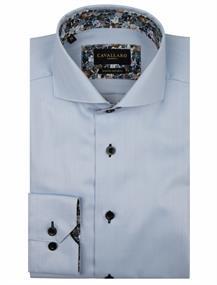 Cavallaro business overhemd 110205022 in het Licht Blauw