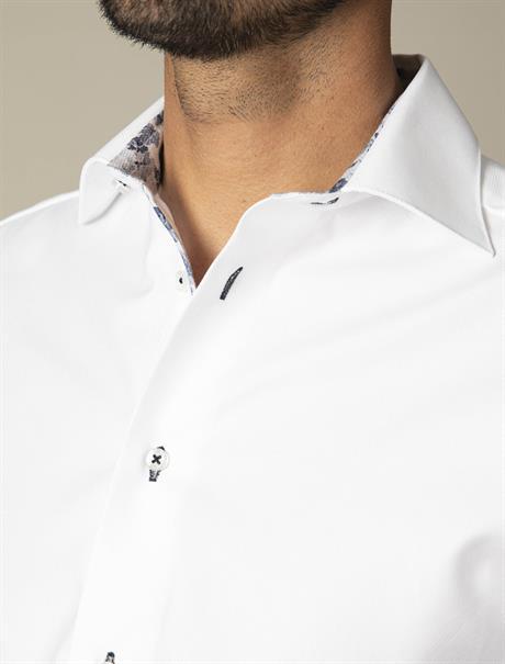 Cavallaro business overhemd 110211024 in het Hemels Blauw