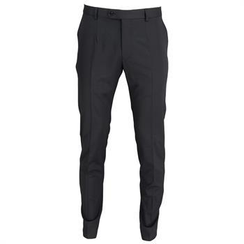 Cavallaro business pantalon Slim Fit Tolve.57025 in het Zwart