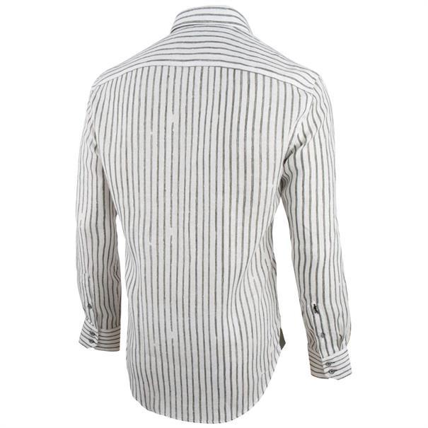 Cavallaro casual overhemd 1091036 in het Wit