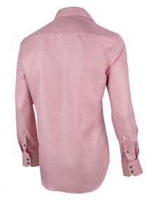 Cavallaro casual overhemd Tailored Fit 1001009 in het Wit