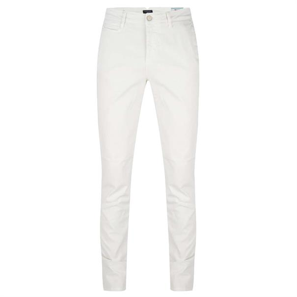 Cavallaro chino Slim Fit 2191001 in het Ecru