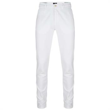 Cavallaro chino Slim Fit 2191001 in het Wit