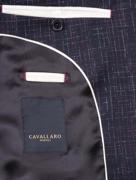 Cavallaro colberts 1395031-63001 in het Donker Blauw