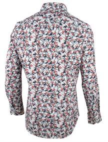 Cavallaro overhemd 1001003 in het Wit
