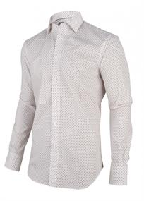 Cavallaro overhemd 1001044 in het Ecru