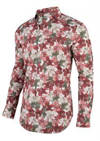 Cavallaro overhemd 1001074 in het Rood
