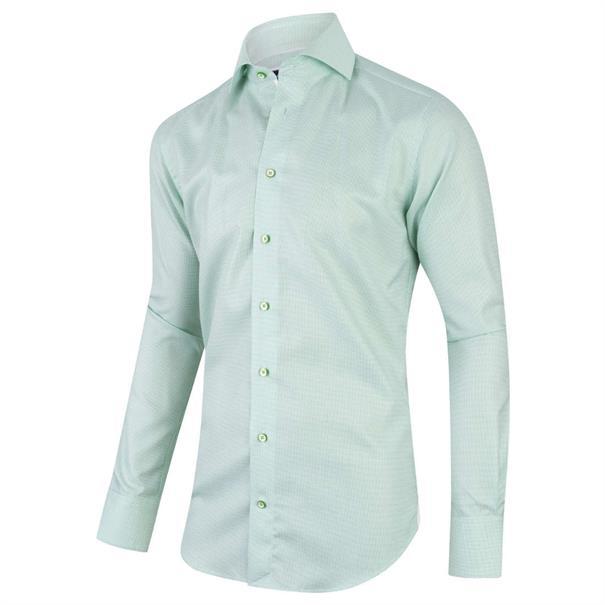 Cavallaro overhemd 1081013 in het Mint Groen