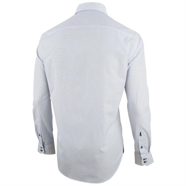 Cavallaro overhemd 1091010 in het Wit
