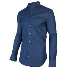 Cavallaro overhemd 1095025-62000 in het Marine