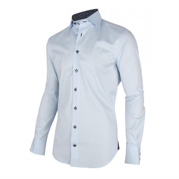 Cavallaro overhemd 1095030-61630 in het Licht Blauw