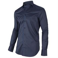 Cavallaro overhemd 1095043 in het Donker Blauw