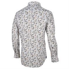 Cavallaro overhemd Tailored Fit 1095073-04000 in het Ecru