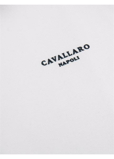 Cavallaro polo's 1601001 in het Spierwit