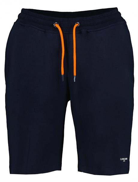 Cavallaro shorts 122212001 in het Donker Blauw