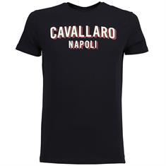 Cavallaro t-shirts 1791004 in het Donker Blauw