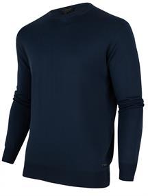 Cavallaro truien 1801014 in het Donker Blauw