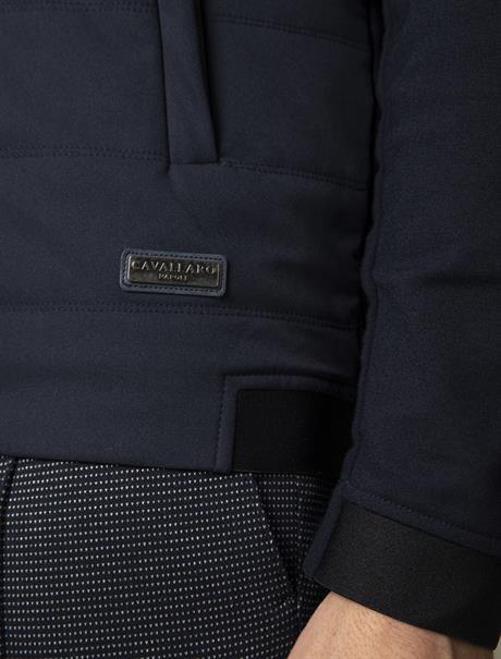 Cavallaro vest 120211000 in het Donker Blauw