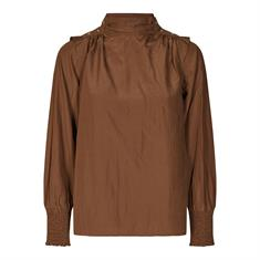 Co'Couture blouse 95539 in het Taupe