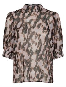 Co'Couture blouse 95564 in het Oud Roze
