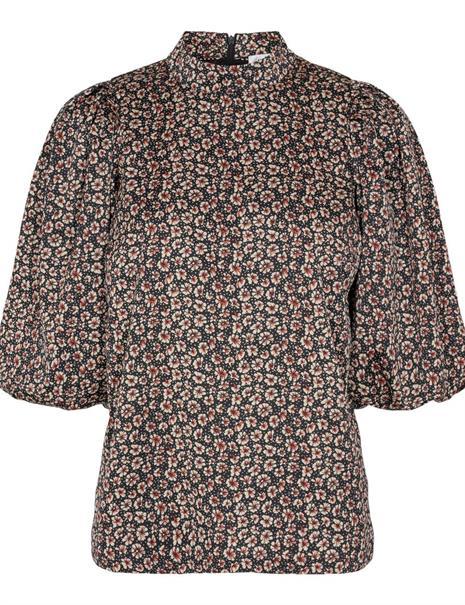 Co'Couture blouse 95612 in het Zwart