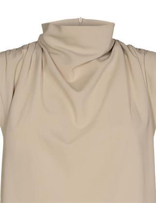 Co'Couture blouse 95634 in het Beige