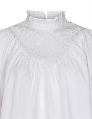 Co'Couture blouse 95640 in het Wit