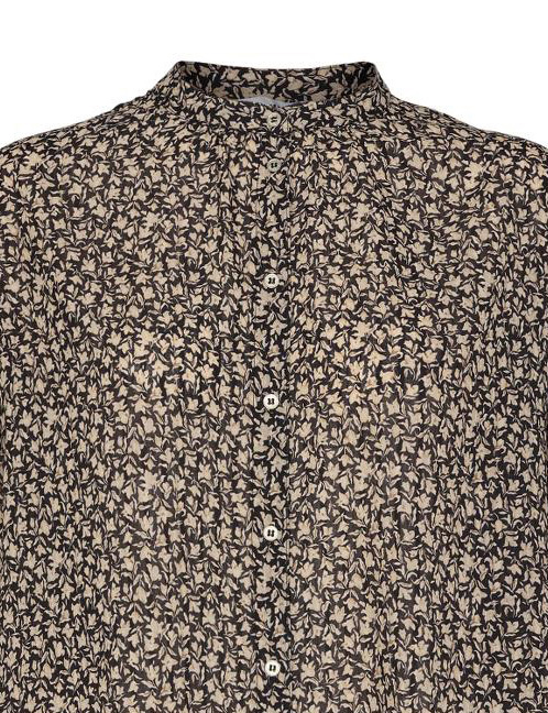 Co'Couture blouse 95680 in het Zwart