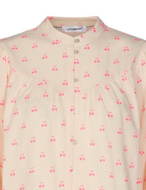 Co'Couture blouse 95714 in het Beige