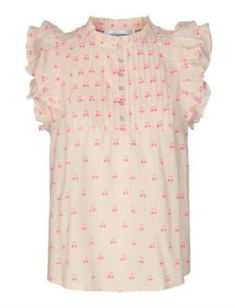 Co'Couture blouse 95723 in het Beige