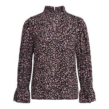 Co'Couture blouse 95759 in het Zwart