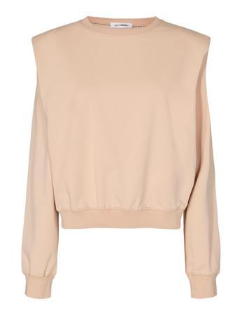 Co'Couture blouse 97026 in het Beige